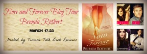 Now and Forever Blog Tour Banner